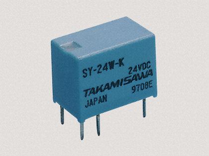 电磁继电器高温警报器电路图